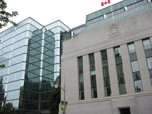 Secret museums: the old Canadian Currency Museum, now the Bank of CanadaMuseum