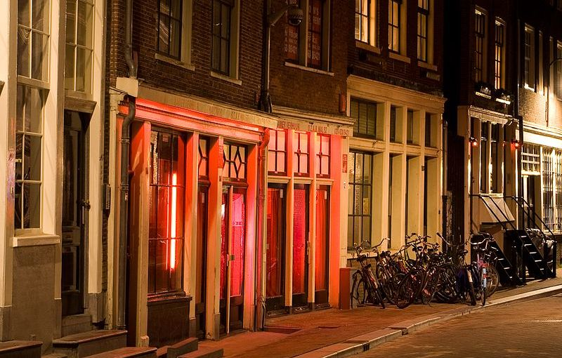 Amsterdam's sex museums