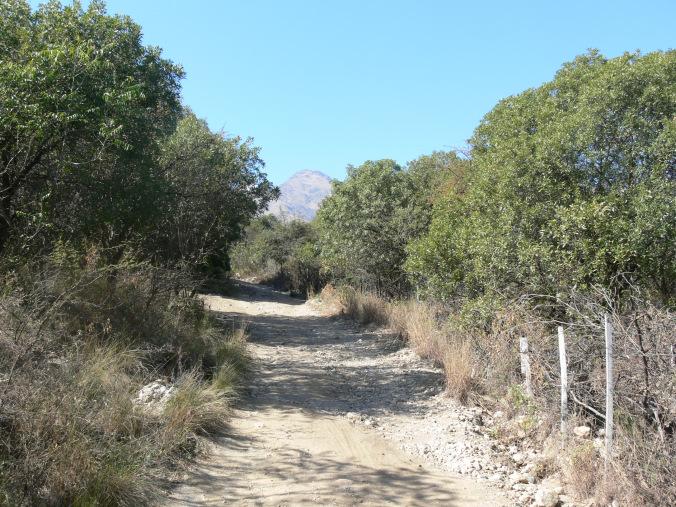 Aventura senderista en SanJavier